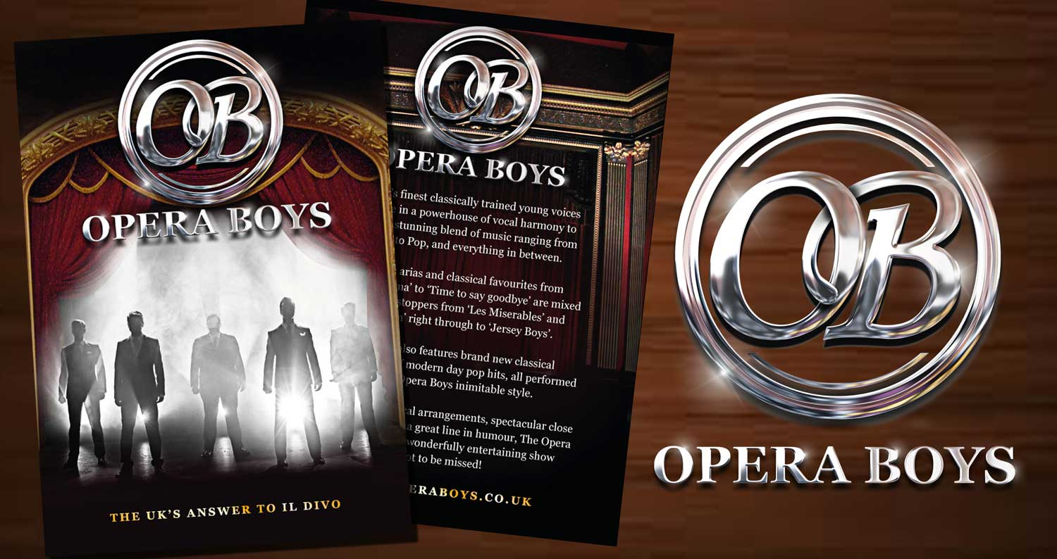 opera boys - Northview creative