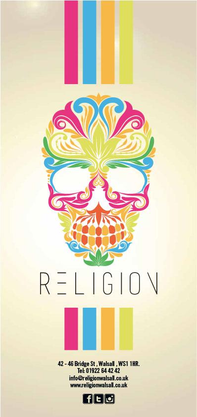 Religion Drink Menu 08